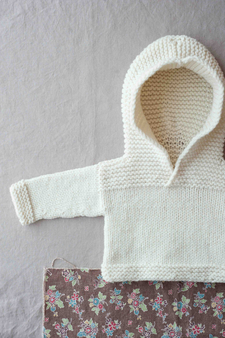 Tokyo Hoodie Quince And Co