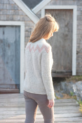 willard fair isle pullover - pattern - Image 2
