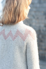 willard fair isle pullover - pattern - Image 3