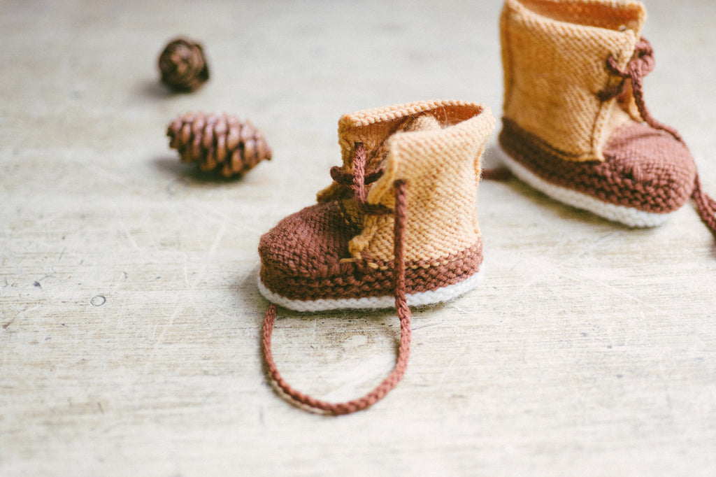 baby duck booties kit