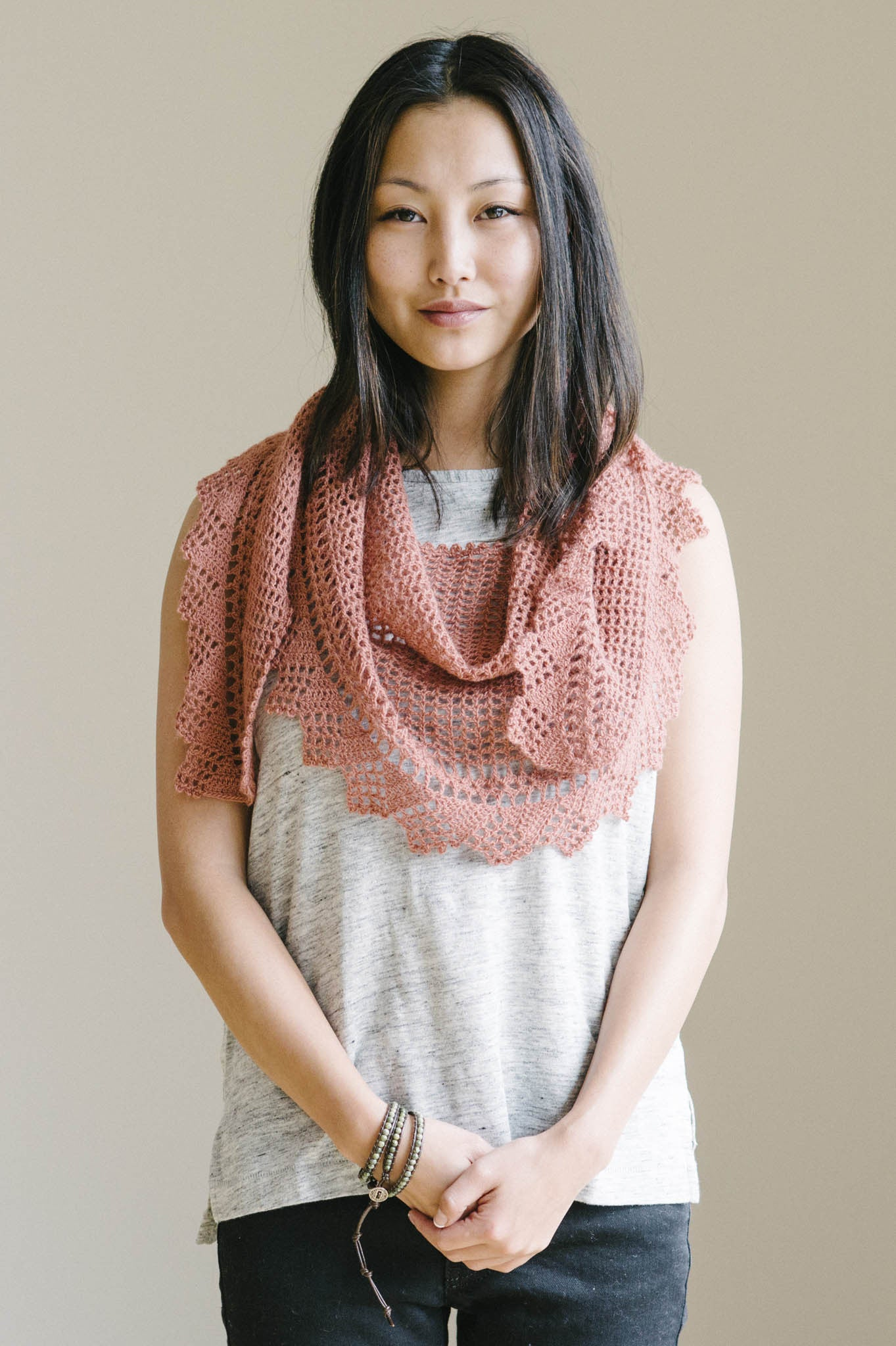 Celia Shawl Crochet Pattern Quince And Co