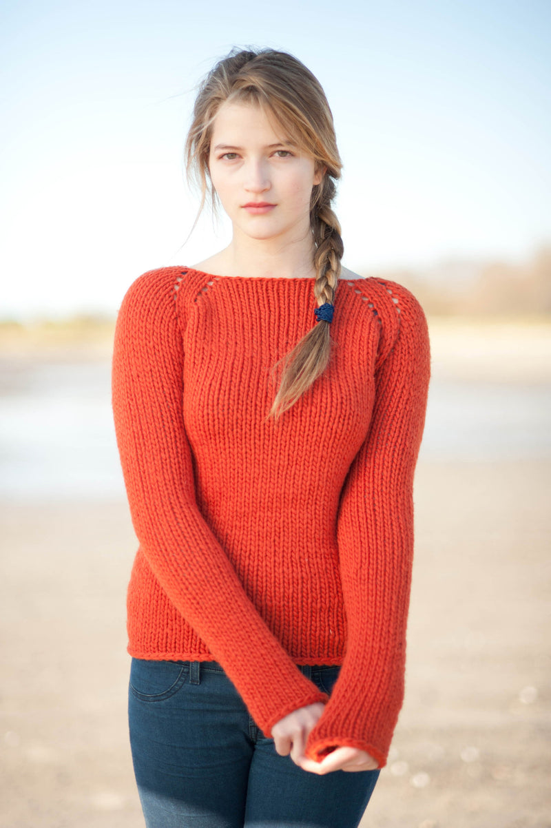 fiona pullover - pattern - Image 1