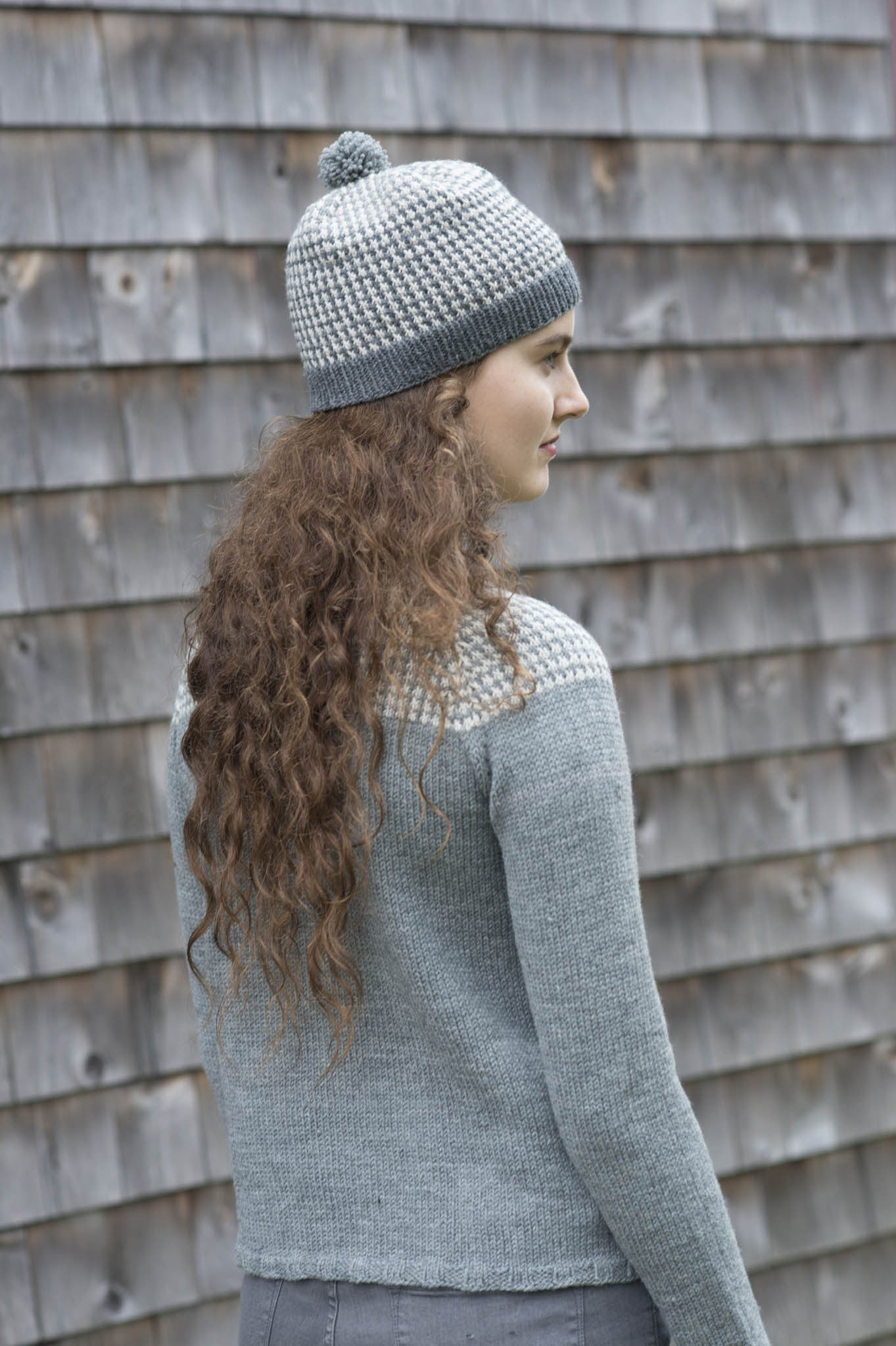 Heidi Hat Knitting Pattern Quince And Co