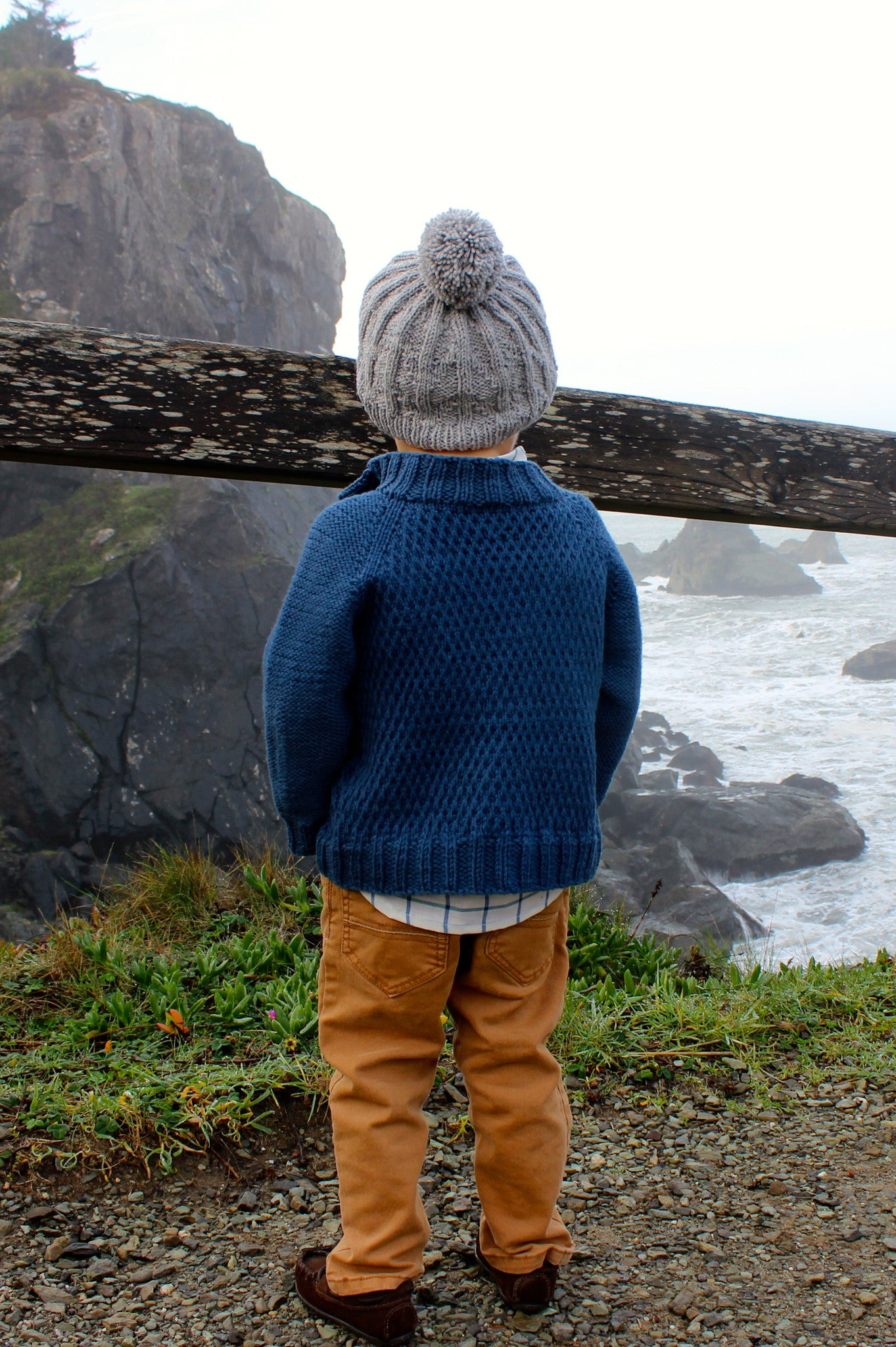 Humboldt Kid Cardigan Knitting Pattern Quince And Co