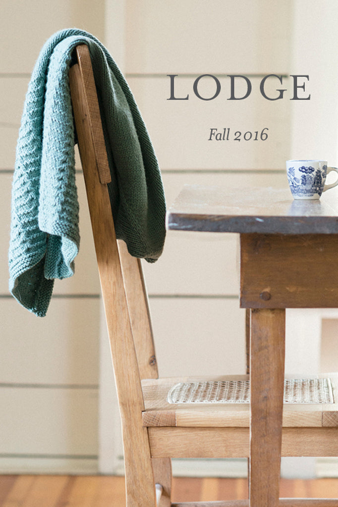 lodge: fall 2016