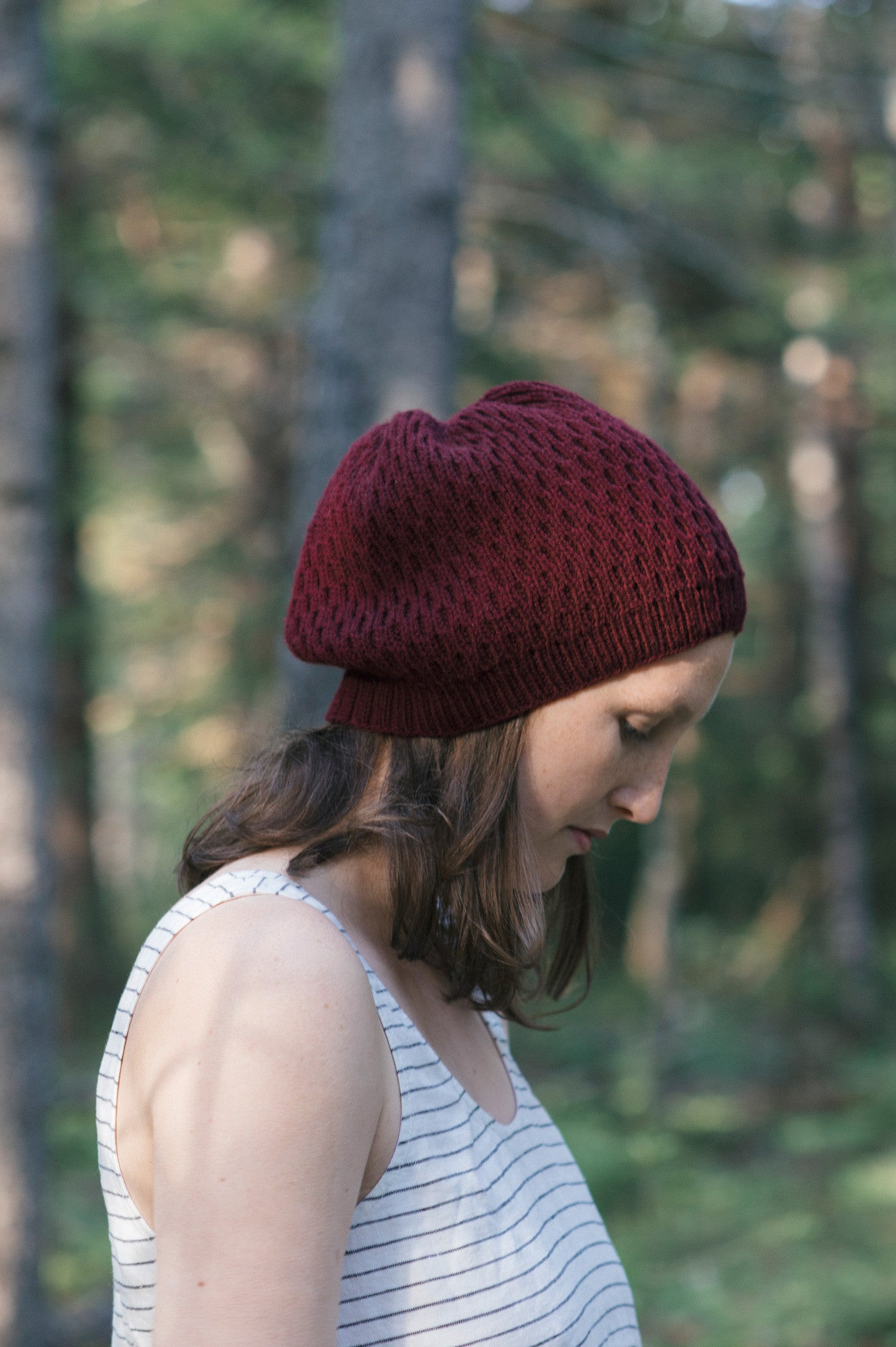 Lucy Hats Knitting Pattern Quince And Co