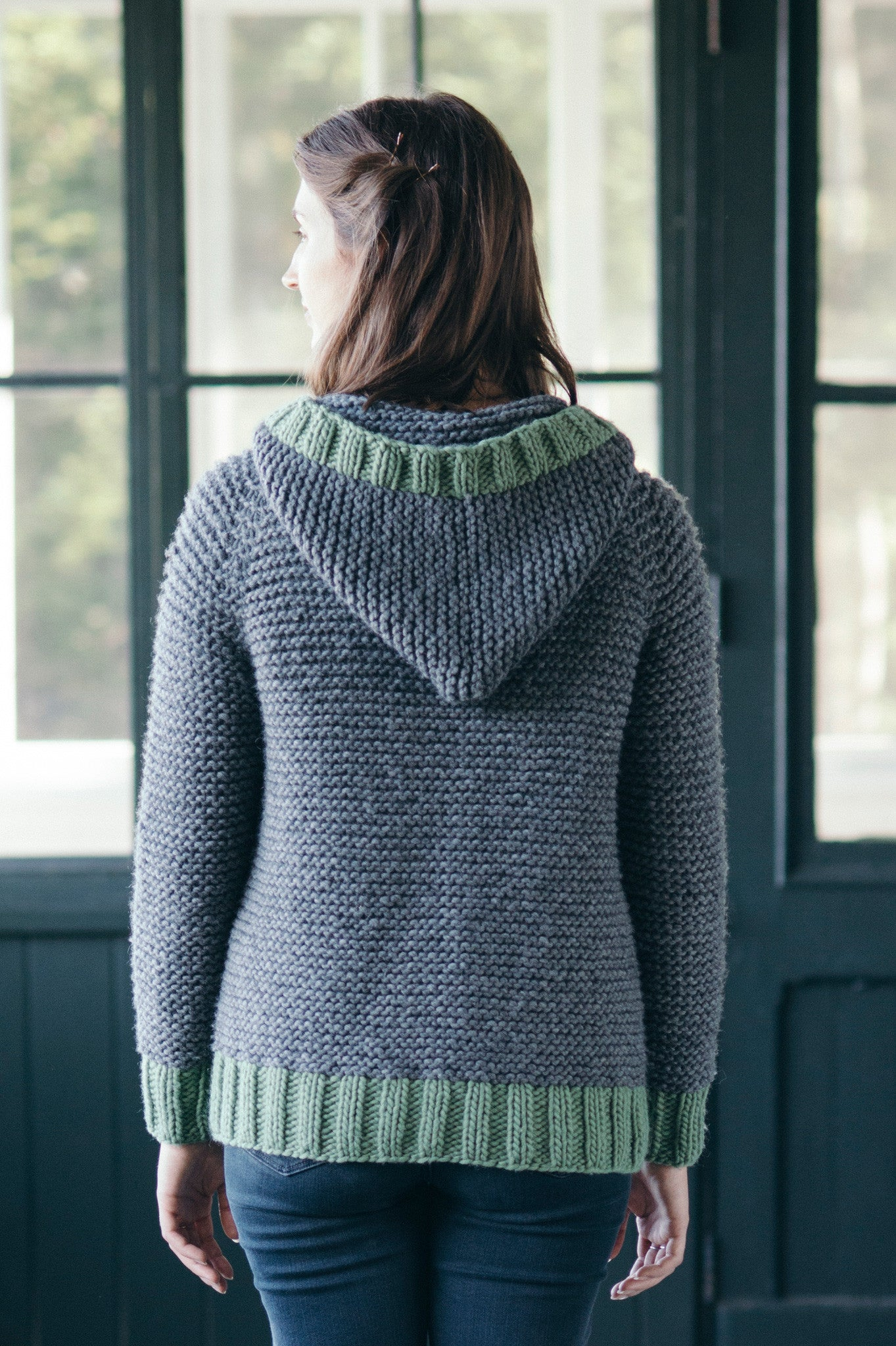 Nome Cardigan Knitting Pattern Quince And Co