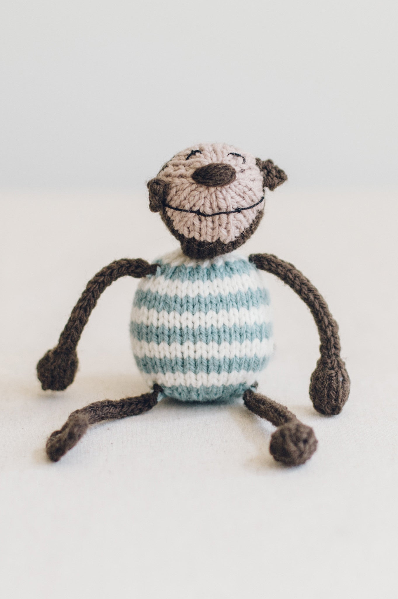 string along toys knitting collection - Quince and Co