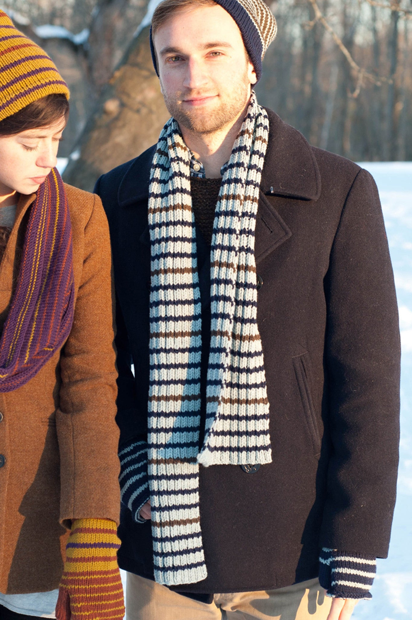 scarf - Quince and Co