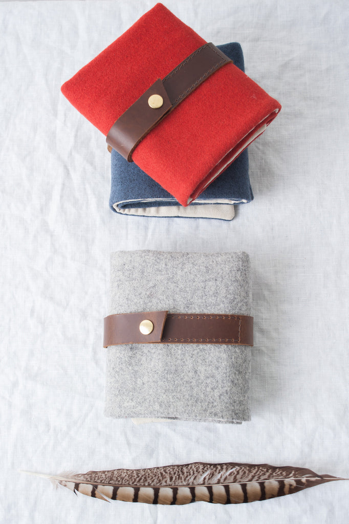 t&h standard wool interchangeable needle case