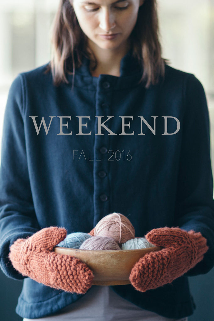 weekend: fall 2016