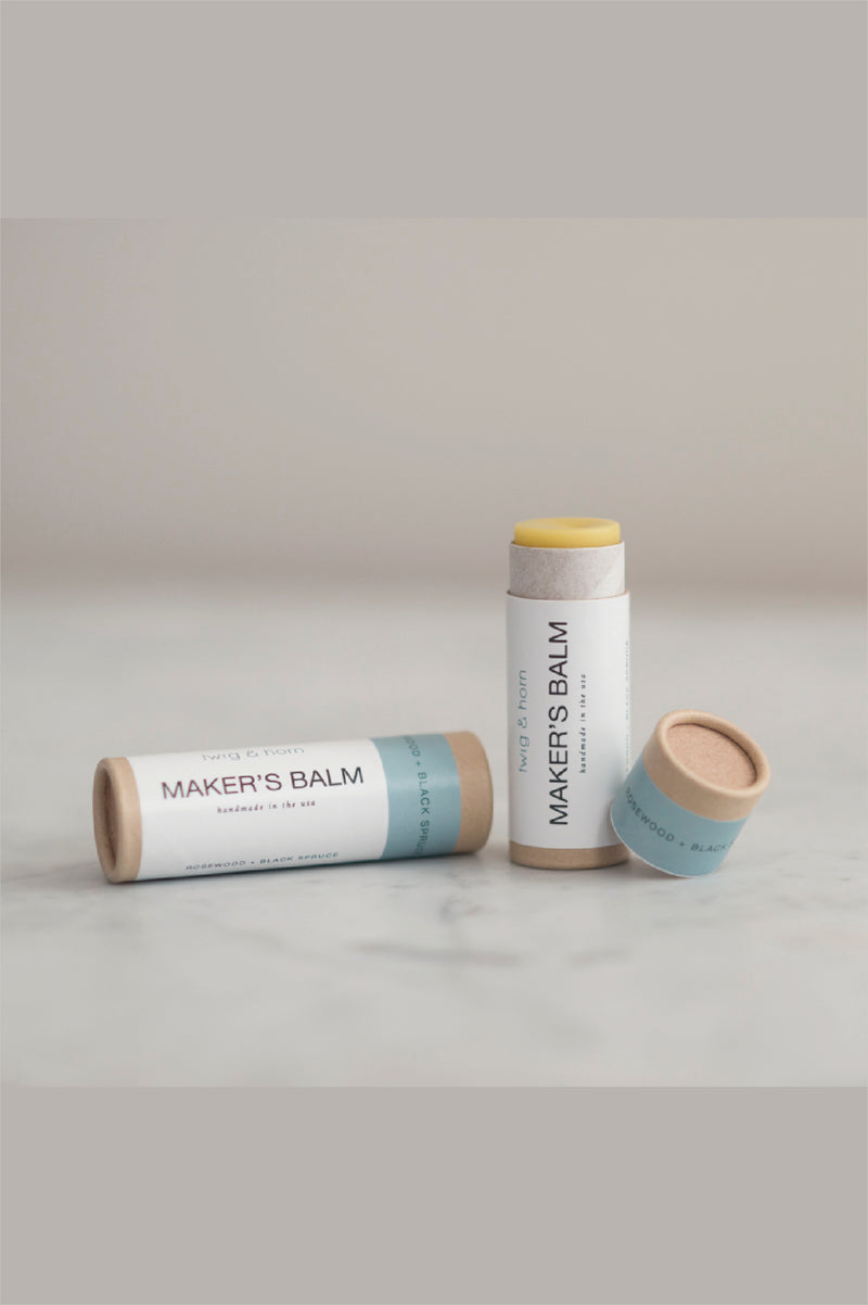 t&h maker's hand balm - book - Image 3