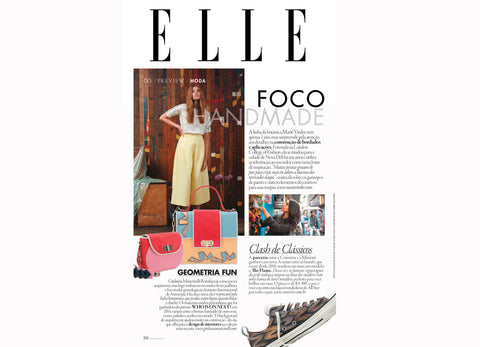 ELLE BRASIL FASHION EDITORIAL PRESS MANÉ VIRDEE EMBELLISHMENT EMBROIDERY LUXURY