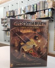 Gloomhaven: Jaws Of The Lion Restock