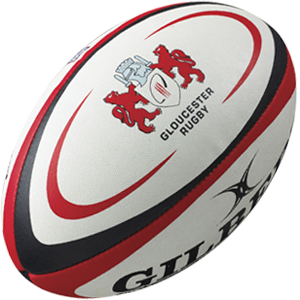 Replica Gloucester Rugby Ball