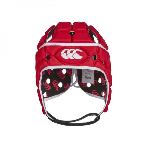 Ventilator Canterbury Skull Cap Red