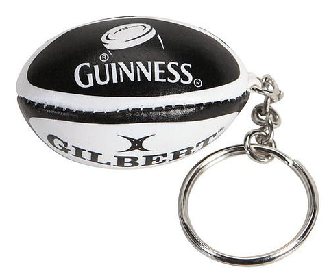 Guinness Rugby Ball Keyring