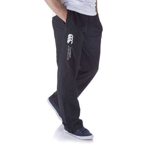 Canterbury Open Hem Pant Black