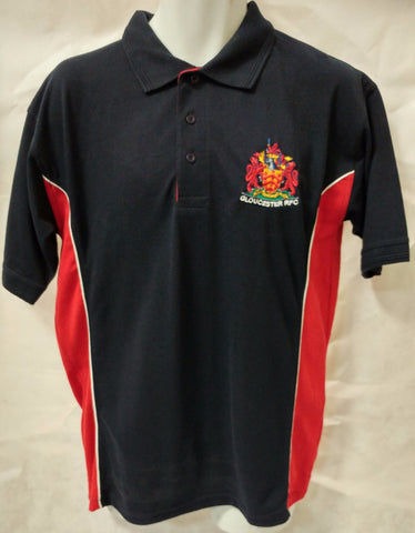 Gloucester Retro Polo Shirt