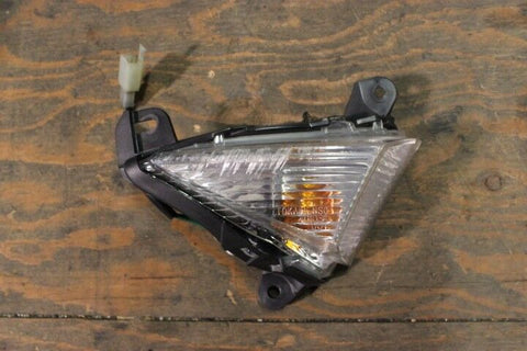 07 08 KAWASAKI NINJA ZX6R OEM RIGHT FRONT TURN SIGNAL INDICATOR BLINKER
