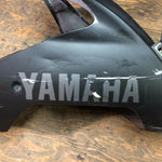 04-06 YAMAHA YZF R1 OEM GREY Left Right LOWER SIDE FAIRINGS