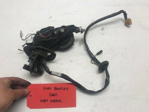 04-09 BENTLEY CONTINENTAL GT FLYING SPUR LEFT DRIVER POWER MIRROR MOTOR ASSEMBLY