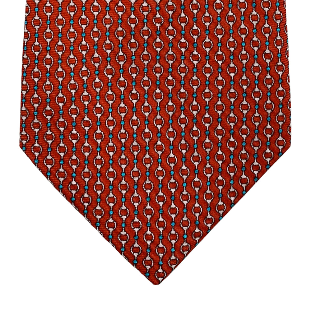 Red Chaumeil Tie