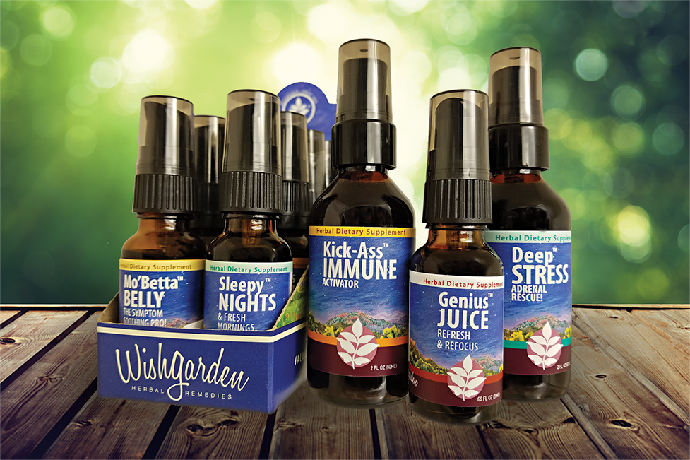 WishGarden Herbs Products