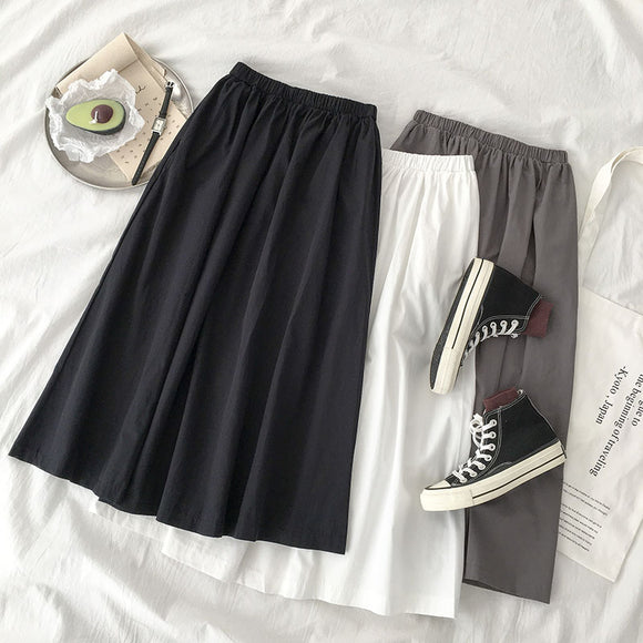 Cheap wholesale 2019 new Autumn Winter     Hot selling women's fashion casual  sexy Skirt FW80