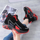 Women's Casual Shoes  Thick Bottom Light  Women Fashion Sneakers Hot Sale Popular Women Vulcanize Shoes Breathable Jogging Shoes