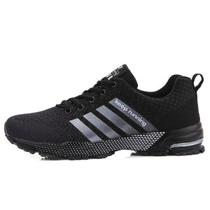 Abhoth 2020 Women's Lightweight Sneaker  Men's Breathable Flying Mesh Jogging Training Casual Outdoor Leisure Couple Shoes