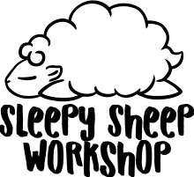 Sleepy Sheep Workshop