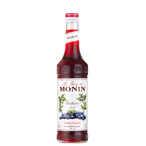 MONIN Syrup Blueberry/ Μυρτιλο