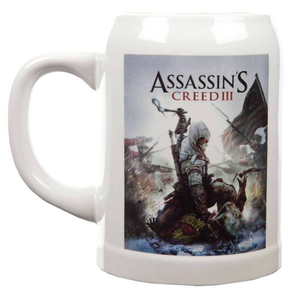Assassin's Creed oversized coffee mug