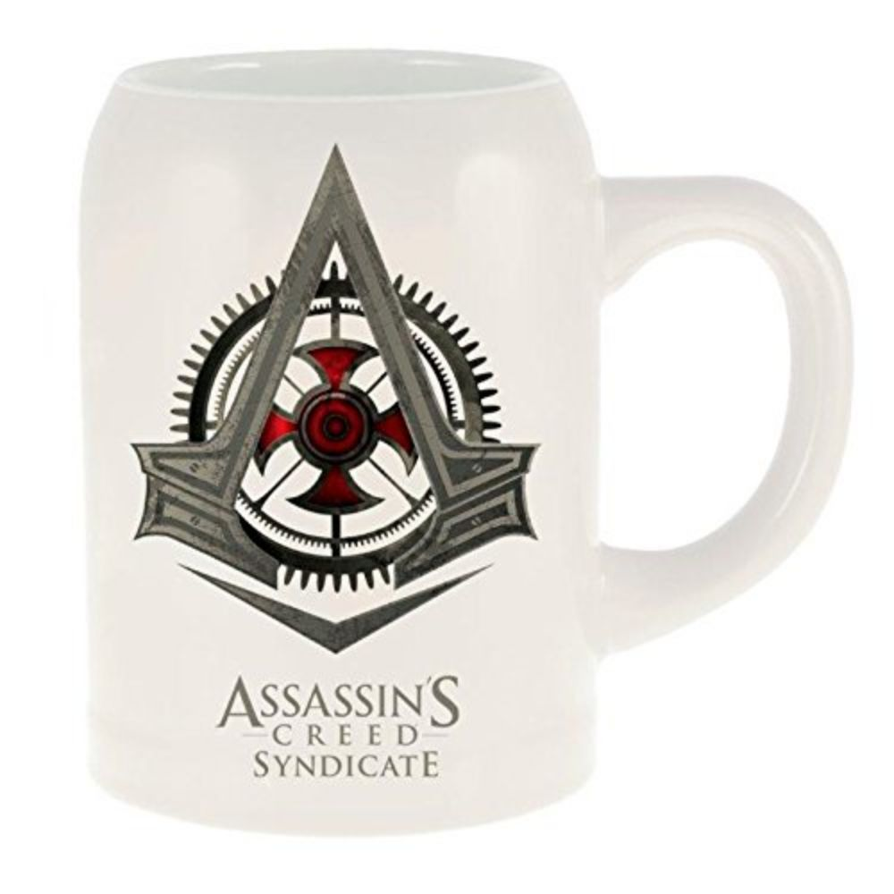 Assassin's Creed beer stein mug