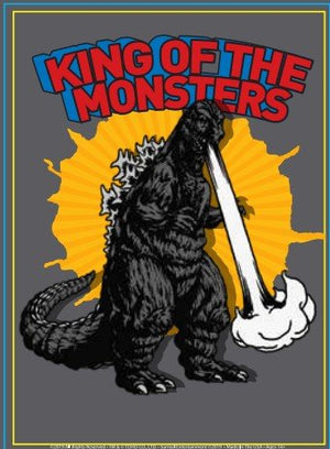 Godzilla King of the Monsters magnet