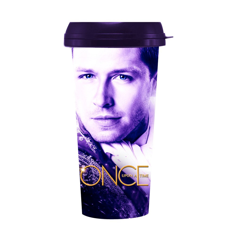 Once Upon A Time travel coffee mug
