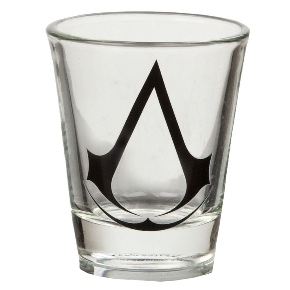 Assassin's Creed logo shot glass