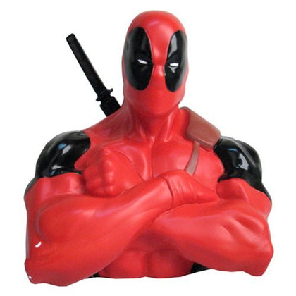 Deadpool Coin Bank