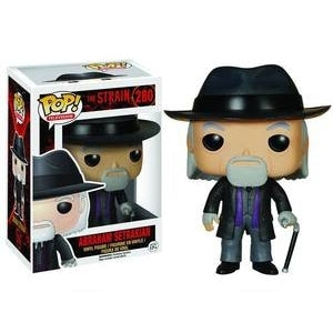 The Strain ABRAHAM SETRAKIAN Funko Pop