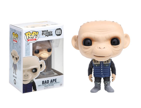 War For the Planet of the Apes BAD APE Funko Pop