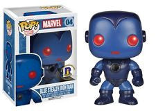 Marvel Comics BLUE STEALTH IRON MAN Funko Pop RICC Exclusive