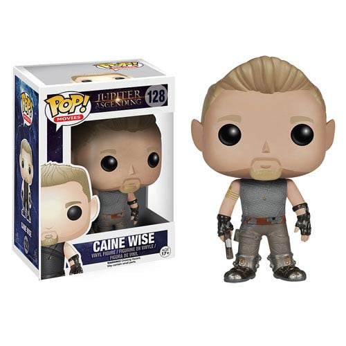 Jupiter Ascending CAINE WISE Funko Pop