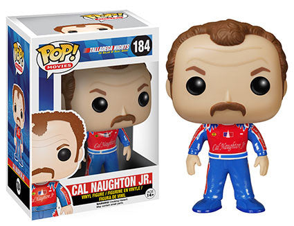 Talladega Nights CAL NAUGHTON JR. Funko Pop