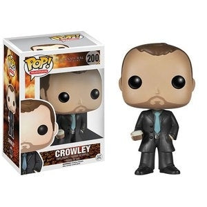 Supernatural CROWLEY Funko Pop