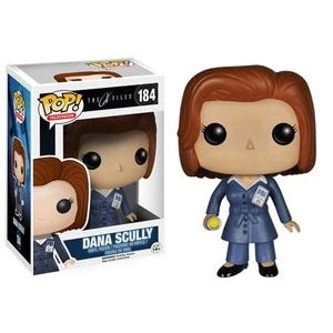 X-Files DANA SCULLY Funko Pop