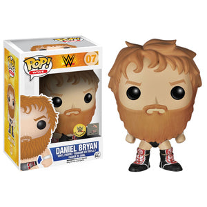 WWE DANIEL BRYAN Patterned Outfit WWE Shop Exclusive Funko Pop