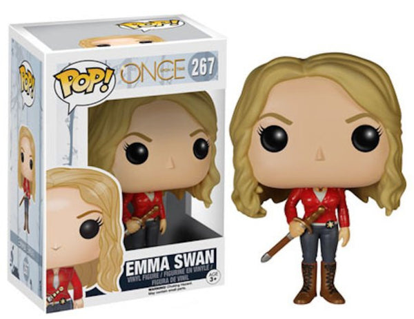 Once Upon a Time EMMA SWAN Funko Pop