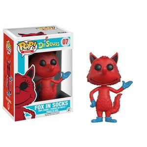 Dr. Seuss FOX IN SOCKS Funko Pop