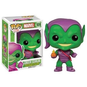 Marvel Comics GREEN GOBLIN Walgreens Exclusive Funko Pop